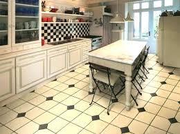carrelage cuisine noir et blanc carrelage cuisine professionnelle sol cuisine professionnelle
