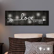 twinklebright led canvas lighted wall personal creations