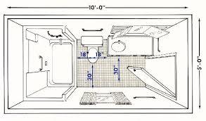 Bathroom Floor Plans Impressive Bathroom Plans Design Plan Stunning Top Small Narrow
