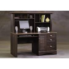 Buy Computer Desk by Buy Jerold Computer Table Walnut Finish Online In India From