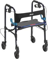 senior walkers with seat clever lite walker with 5 wheels 4 wheel rollators