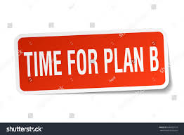 time plan b square sticker on stock vector 648452104 shutterstock