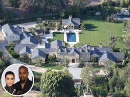 Kim Kardashian New Home Decor Kim Kardashian And Kanye West Are U0027sparing No Expense U0027 On Their
