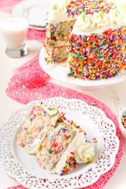 sprinkle cake recipe scratch