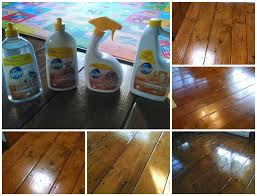 inspired by my wood floors never looked cleaner