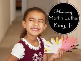 kids crafts how to honor martin luther king jr youtube