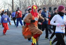 where to run a turkey trot in minnesota this thanksgiving