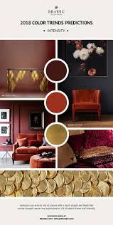 interior design tips the pantone u0027s color predictions for 2018