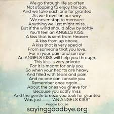 Saying Goodbye Love Quotes by Poems Saying Goodbye