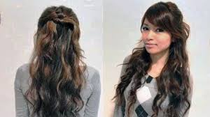 hairstyles for long wavy frizzy hair easy updos for short frizzy