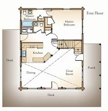 beach cabin floor plans house plans with loft lovely 27 beach cottage house plans loft