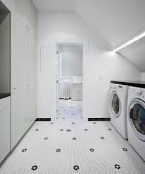 houzz laundry room laundry room scandinavian with full height