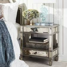 Silver Mirrored Bedroom Furniture by Bedside Table Just Like Kevin And Dani Jonas U0027 Bedroom Furniture