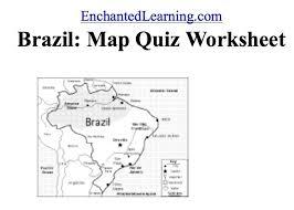 brazil map quiz