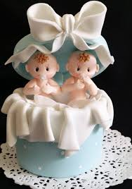 twins baby shower twin girls cake topper twins baby shower cake