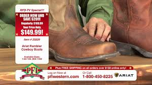 men s pull on motorcycle boots ariat rambler cowboy boots and rambler work boot youtube
