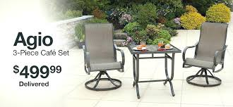 costco folding table in store patio furniture costco online nhmrc2017 com