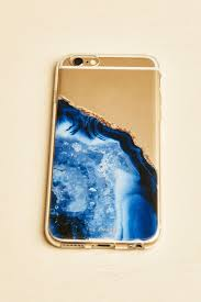 dark blue agate iphone 6 6s case earthbound trading company