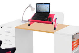 Folding Desk Bed Computer Desk Bed Dormitory With Simple Folding Aluminum Lazy