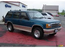 1994 ford explorer xlt 1994 cayman green metallic ford explorer eddie bauer 4x4 30157990