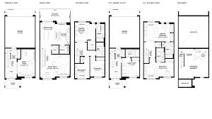Townhome Floorplans Scenic Woods Collection Freedom Town Livingfreedom Town Living