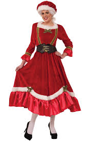mrs santa claus costume santa claus costume adults