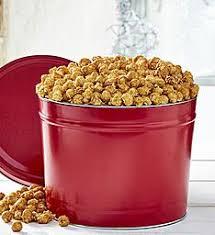 christmas tins wholesale christmas popcorn gifts christmas popcorn tins the popcorn factory