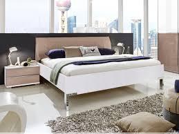 Wiemann Schlafzimmer Kommode Ausstellungsstück Shanghai Schlafzimmer Bett 180x200cm In