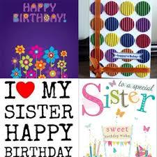 sister birthday cards free free printable invitation design