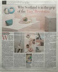 Homes And Interiors Scotland Press U0026 Media Press Clippings Craft Scotland