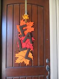 Decorating With Fall Leaves - best 25 fall decorations diy ideas on pinterest fall table
