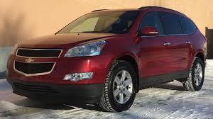 chevrolet traverse 7 seater 2012 chevrolet traverse lt awd heated seats power trunk 7