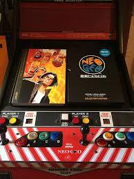 Neo Geo Arcade Cabinet Neogeocollector Neogeocollector Twitter
