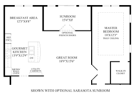 meadow glen at skippack the san remo home design view floor plans
