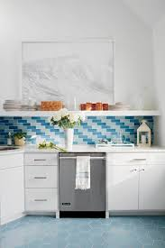 Coastal Living Kitchen Designs - steal these tile ideas from the coastal living designer showhouse