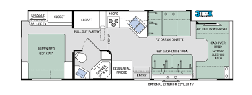 class a rv floor plans 2017 four winds 31w class c motorhomes rvliving pinterest rv
