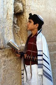 bar mitzvah in israel jerusalem bar mitzvah boy at the western wall praying