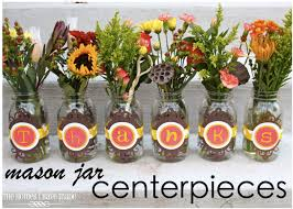 Mason Jar Arrangements Mason Jar Centerpieces Holiday Project The Homes I Have Made