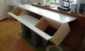 long computer desk for two build computer into desk how to build com desk lovely best built