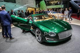 phantom bentley žalias u201ebentley u201c savo grožiu pakerėjo ženevos parodos lankytojus