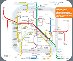 Metro La Map Paris Metro Rer New Year U0027s Eve Operating Hours Paris By Train