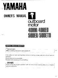 100 2003 30 hp yamaha service manual find owner u0026