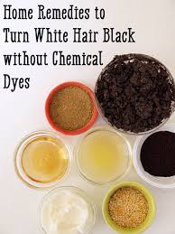 Natural Hair Growth Remedies For Black Hair Home Remedies To Turn White Hair Black Without Chemical Dyes