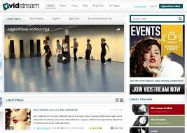 top 5 video streaming sharing hosting html5 templates