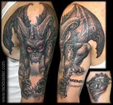 189 best devil and demon tattoos images on pinterest demon