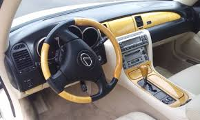lexus convertible pebble beach edition lexus sc430 gold package very low miles lexus pinterest