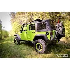 18 inch rims for jeep wrangler rugged ridge 15250 03 protector black 18 inch wheel