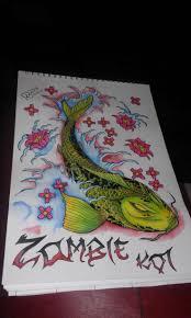 10 best koi fish tattoo flash prints tattoo ideas images on
