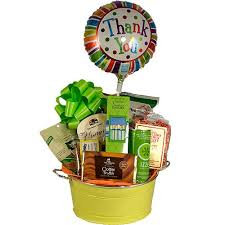 thank you basket baby gift baskets april 2012