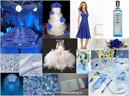Royal Blue And Silver Wedding Blue Wedding Decorations Ideas 1000 About Blue Wedding Decorations